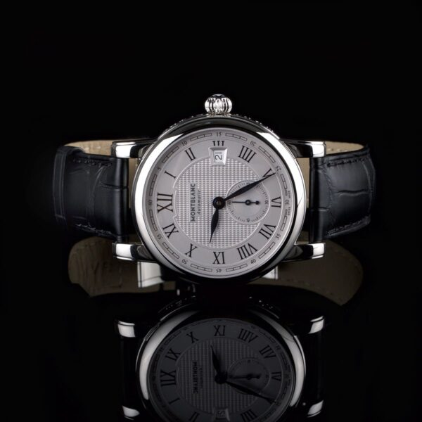Photo of Montblanc Watch Star Roman Small Second Automatic
