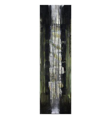 Photo of Terese Andersen Painting 140x40 Tall