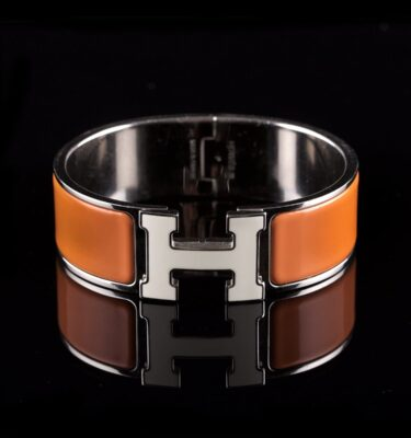 Photo of Hermes Clic Clac H bracelet