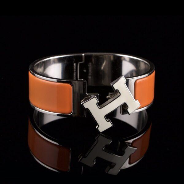 Photo of Hermes Clic Clac H bracelet